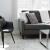 Salon można urządzić minimalistycznie